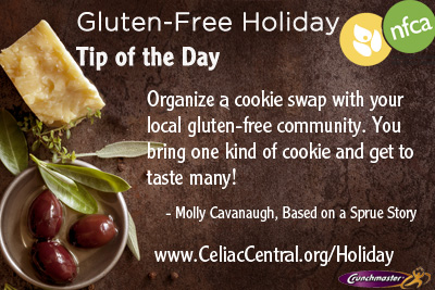 Gluten-Free Holiday Tip #11