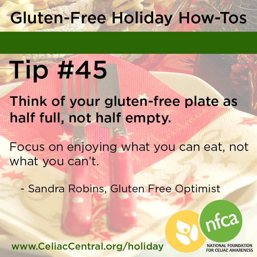 Gluten-Free Holiday Tip 45
