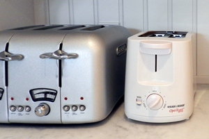 Dedicated gluten-free toaster